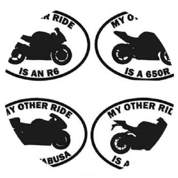 Stickers for Bikers